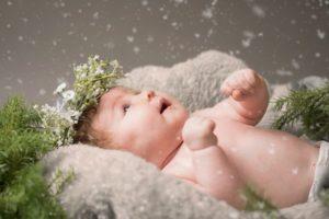 Kūdikio žindymas naktį