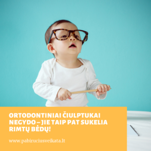 Ortodontinis čiulptukas